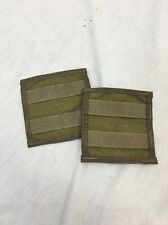 x2 Eagle Industries Horizontal Pouch Adapter SFLCS MJK Khaki
