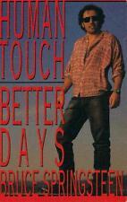 BRUCE SPRINGSTEEN  Human Touch / Better Days  cassette single