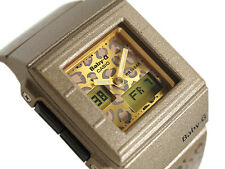 CASIO Baby-G BGA-200LP-5E Leopard Digital Analog Ladies Watch
