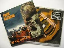 "TOXIC REASONS ""NO PEACE IN OUR TIME"" - CD - INCL. 1 MULTIMEDIA TRACK"