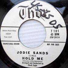 JODIE SANDS teen popcorn promo THOR 45 SOLO A TE MIO AMOR  TURNABOUT HEART F2260