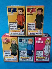 Medicom Toy - KUBRICK - G.I JOE SERIES 1 - COMPLETE SET - Sealed - Tomy