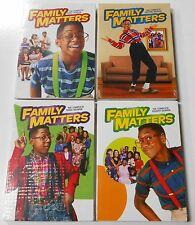 Family Matters Season 1, 2, 3 & 4 - DVD First Second Third Fourth - BRAND NEW
