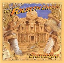 STATUS QUO IN SEARCH OF THE FOURTH CHORD NEW CD FREE SHIPPING