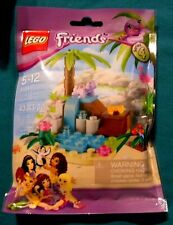 Lego Friends  41042 Turtle s little paradise  43 pc New pet Series 4  palm tree