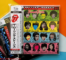 Rolling Stones , Some Girls  ( SHM-CD Paper Sleeve Japan )