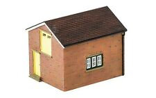 Hornby Skaledale Timber Store and Workshop R9808 OO Scale (suit HO Also)