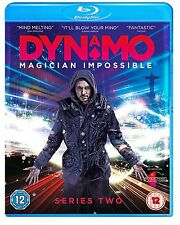Dynamo: Magician Impossible - Series 2 [Blu-ray] [2012]