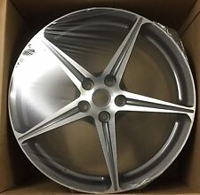 Original Ferrari 458 Spider Diamond Cut Felgen Velgen Jantes WHEELS Rims Cerchi