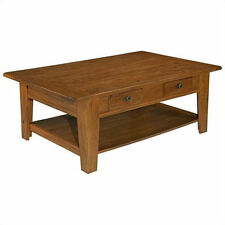 Broyhill Attic Heirlooms Rectangular Cocktail Table Oak Coffee Tables in