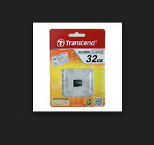 Transcend Genuine 32GB Class 4 MicroSDHC Micro SD SDHC Card