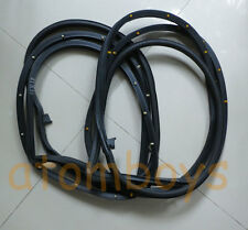 TOYOTA COROLLA KE70 KE75 TE71 TE72 SEDAN COUPE 2 DOOR SEAL RUBBER WEATHERSTRIP