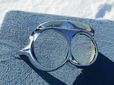 1958 Cadillac Coupe Deville Right Front Headlight Bezel Ring