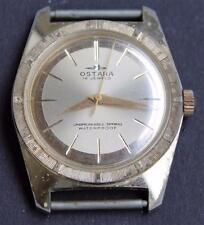 VTG Ostara Swiss Windup Mechanical 19 Jewels Wrist Watch non working