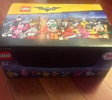 Lego Batman Movie Series CASE  60 MINIFIGURES PACKS 71017 SEALED - FREE SHIPPING