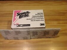 3M SCOTCH BRITE COMMERCIAL SCOURING PAD # 98
