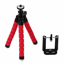 Tripod Flexible Octopus Bracket Holder Stand Mount For Cell Phone iPhone Camera