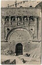 1918 Perugia Avanzi Porta Marzia Arrivi Partenze Firenze FP B/N VG