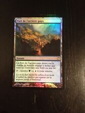 MTG MAGIC INNISTRAD HINTERLAND HAROR (FRENCH PORT DE L'ARRIERE PAYS) NM FOIL