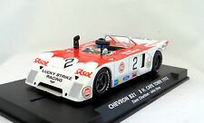 FLY 024102 Chevron B21 Lucky Strike Racing #2 Cape Town 1973   1/32 Slot Car