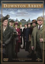 A Downton Abbey - Journey To The Highlands (DVD, 2012)