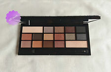 Revolution Make Up Eyeshadow Palette NAKED UNDERNEATH Fur palette 16 eyeshadows