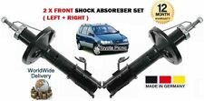 FOR TOYOTA PICNIC 2.0 2.2D 1996-2001 2 FRONT RIGHT + LEFT SHOCK ABSORBER SHOCKER