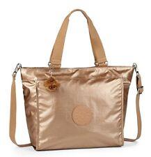 Genuine Kipling NEW SHOPPER L  A4 large shoulder bag GOLDEN ROD (BNWT) rrp£65