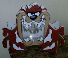 Warner Brothers Looney Toons Tazmanian Devil Character Fish Bowl