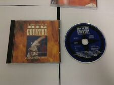 Through a Big Country Greatest Hits EARLY PRESS CD 1980 042284602228 BEST OF