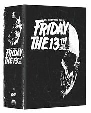 Friday the 13th . Complete Series . Season 1 2 3 . Erben Des Fluchs . 17 DVD NEU