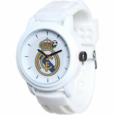 Real Madrid White Watch