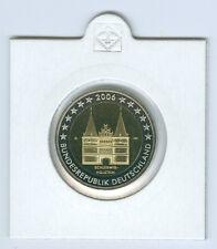 BRD  2 Euro Gedenkmünzensammlung 2006-2014 ADFGJ komplett PP (65 Münzen)