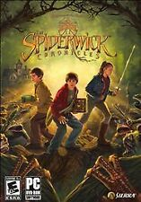 The Spiderwick Chronicles (PC CD) Their World is Closer Than You Think