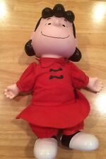 "Knotts Berry Farm 1952 Peanuts Lucy United Features Syndicate 10"" Doll"