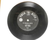 """The HUBS - PIPELINE - Twin Hits TH011 - 7"""" record"""