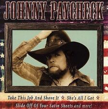 Johnny Paycheck : Pure Country CD (2001)