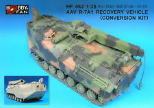 Hobby Fan 1/35 HF-062 AAVR7A1 Recovery Vehicle Conversion Kit