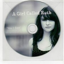 (GI365) A Girl Called Ruth, You I See - 2012 DJ CD