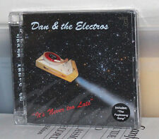 OPUS 3 SACD 22091: DAN & THE ELECTROS, It's Never Too Late - 2009 Germany SEALED