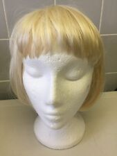 LADIES Wig Short Blonde