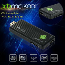 MK809IV Quad Core Android4.4 Smart TV BOX Dongle KODI XBMC Wifi Mini PC 8G Media