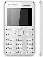 KECHAODA K116 credit card size phone mini small Bluetooth Dialer + charger sos