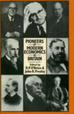 Pioneers of Modern Economics in Britain-ExLibrary