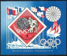 Mongolia 1972 Wrestling/Olympic Games/Olympics/Sports/Medal Winners m/s (n39885)