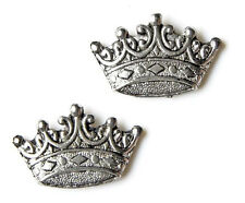 Crown Cufflinks - Gifts for Men - Anniversary Gift - Handmade - Gift Box