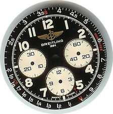 Breitling - Chronograph Metallic Black dial 29MM - MINT old Stock