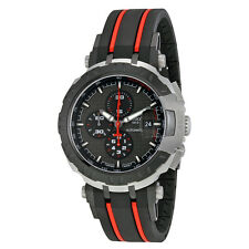 Tissot Mens T-Race MotoGP 2015 Anthracite Automatic Swiss Watch T0924272706100