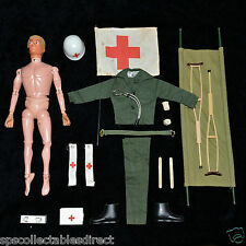 "☆ Original Palitoy Action Man ☆ 2nd Issue Medic 12"" Figure Complete Mint 1977 ☆"