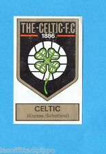 BELGIO-FOOTBALL 1972/73-PANINI-Figurina n.272- CELTIC -SCUDETTO/EMBLEEM-Rec